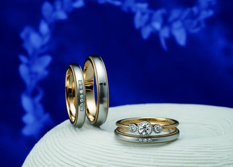 静岡市で探す!Sirena Azzurro(セイレーンアズーロ)おしゃれな結婚指輪・婚約指輪♡