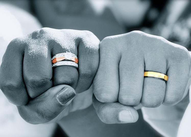 静岡で人気の婚約指輪&結婚指輪『コンビネーションリング』を探すならLUCIR-Kへ!