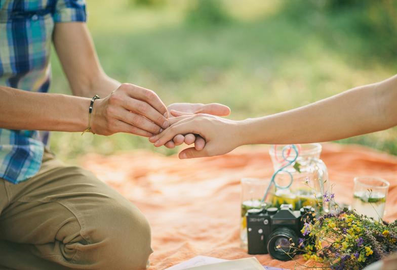 【福山市】サプライズプロポーズを考えているけど、後からサイズ調整はできるの?