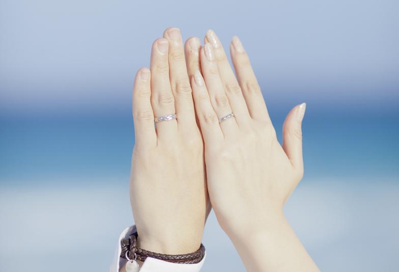 【静岡市・富士市】結婚指輪はアレルギーフリーという選択♡金属アレルギーでも安心のSORA