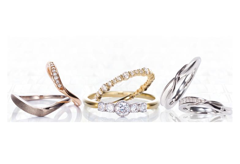 【金沢市】人と被りたくない結婚指輪・婚約指輪をお探しの方へ☆