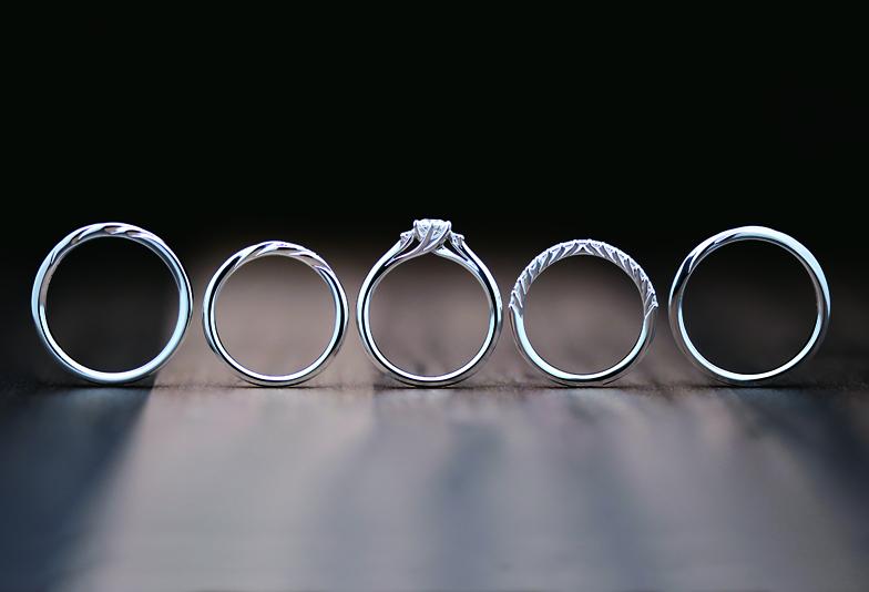 【静岡市】付け心地抜群♡高品質にこだわる結婚指輪 -COLANY-