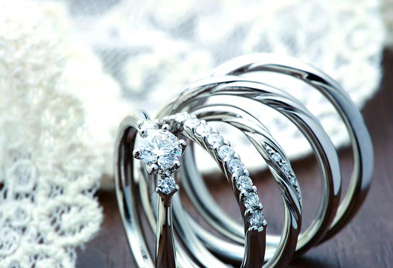 【静岡市】〝二人の未来に寄り添う〟50年保証の高品質結婚指輪・婚約指輪-COLANY-