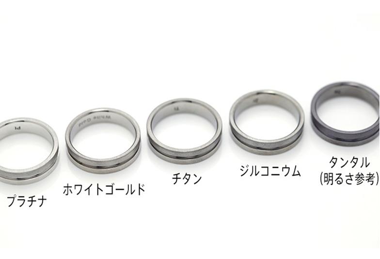 【豊橋市】婚約指輪・結婚指輪でアレルギーが出てしまいます。アレルギーフリーの素材ってないの?