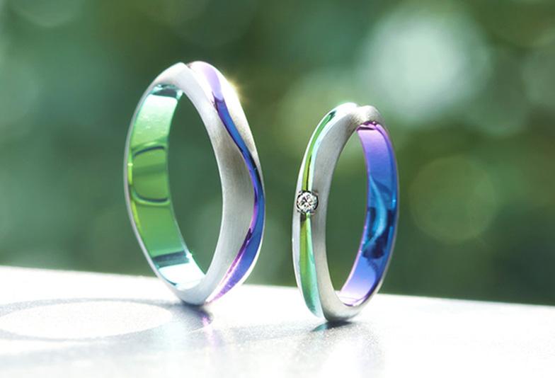 【静岡市】金属アレルギーでも安心な結婚指輪があるの!?アレルギーフリーのSORAリング♡