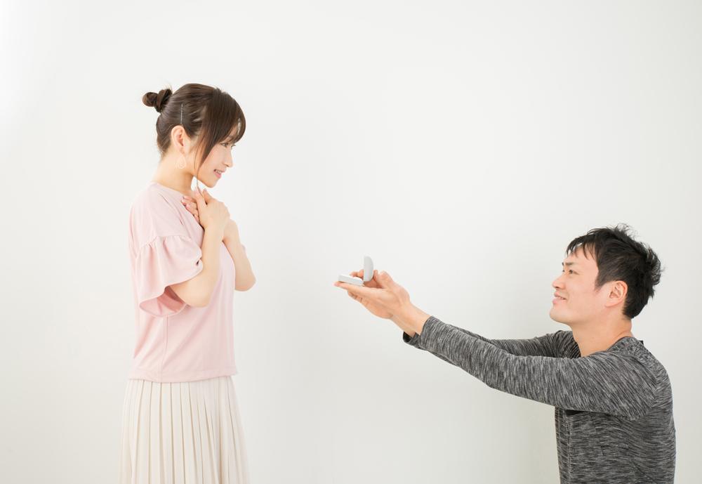 静岡市で探す 『すぐに渡せる婚約指輪』のご相談はLUCIR-K BRIDAL静岡へ