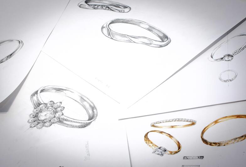 【オーダーメイド】 浜松市で結婚指輪を選ぶなら おススメのショップはここ!❷「熟練の職人によるオーダーメイド 」LUCIR-KBRIDAL浜松(ルシルケイブライダル)