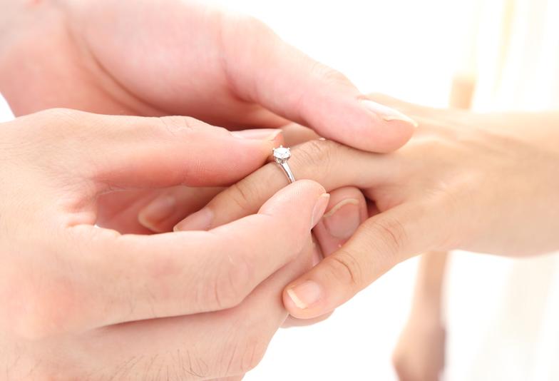 【金沢】どうして?結婚指輪を左手の薬指にはめる意味