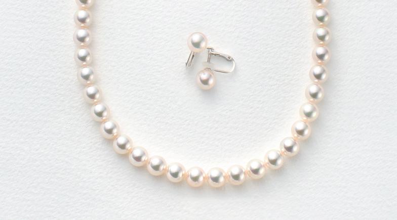 【静岡市宝石店】涙の宝石、真珠。人生の節目に贈る真珠のジュエリー