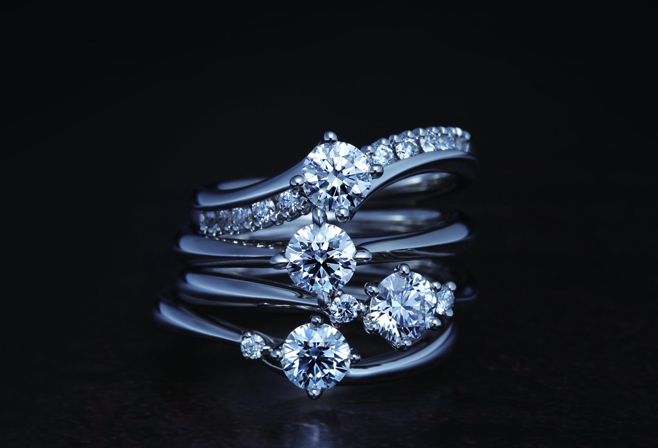 【静岡市】生涯の輝きが始まる瞬間に。『COLANY コラニー』の婚約指輪