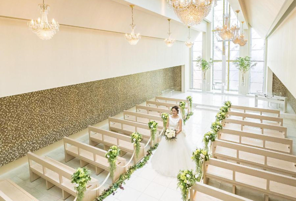 静岡市結婚式場