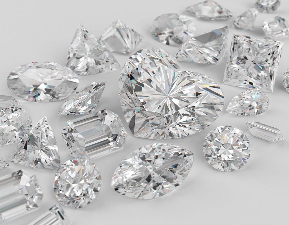 [福岡県久留米市]婚約指輪のカタチもいろいろ♪ダイヤモンドのカット