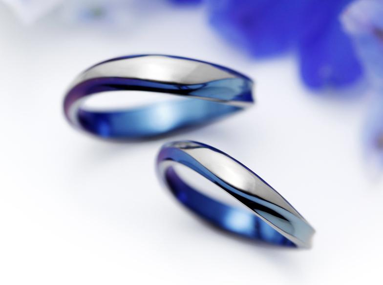 SORA 結婚指輪に美しい色を 【静岡】