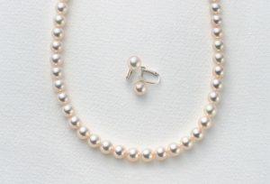 【静岡市】6月の誕生石、真珠のジュエリー