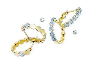ダイヤモンドの個性派ブランドジュエリー 静岡宝石店