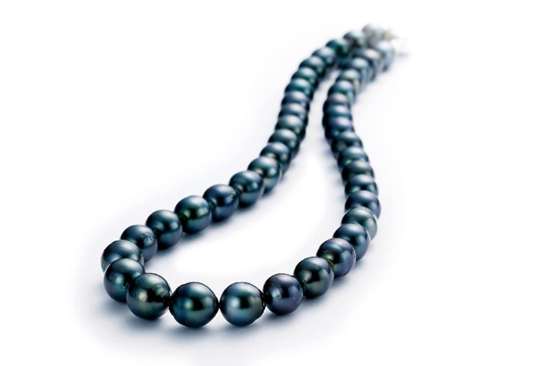 タヒチ黒真珠+