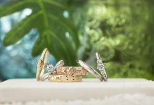 【浜松市】結婚指輪探し!憧れのハワイアンジュエリー又は結婚指輪らしいシンプルデザインで迷っています!