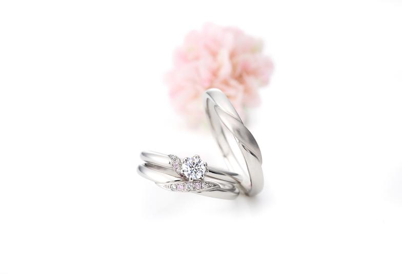 【静岡市】婚約指輪と結婚指輪、20代女性が選ぶ人気セットリングとは