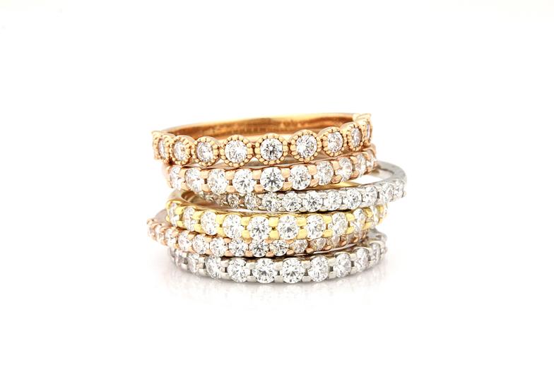 【静岡市】エタニティリングって何?婚約指輪としても結婚指輪でも大人気