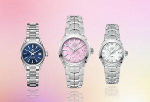 【静岡タグホイヤー】 母の日に贈る特別な腕時計
