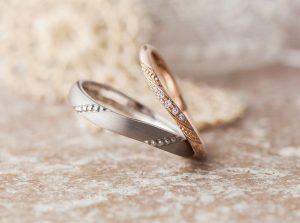 【静岡市】アンティーク調の結婚指輪が素敵♡今人気のデザインは?