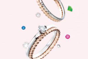 【静岡市】プラチナ ゴールドの高品質でリーズナブルな結婚指輪