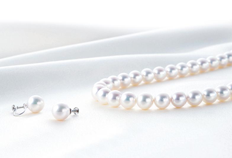 【姫路】パール(本真珠)ネックレス・イヤリング、着けていく場面が多くなる春にオススメのショップ♪