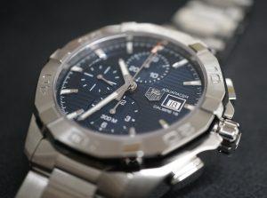 【福島・郡山市】TAGHeuerタグホイヤーアクアレーサー「これからのの季節に活躍する時計」