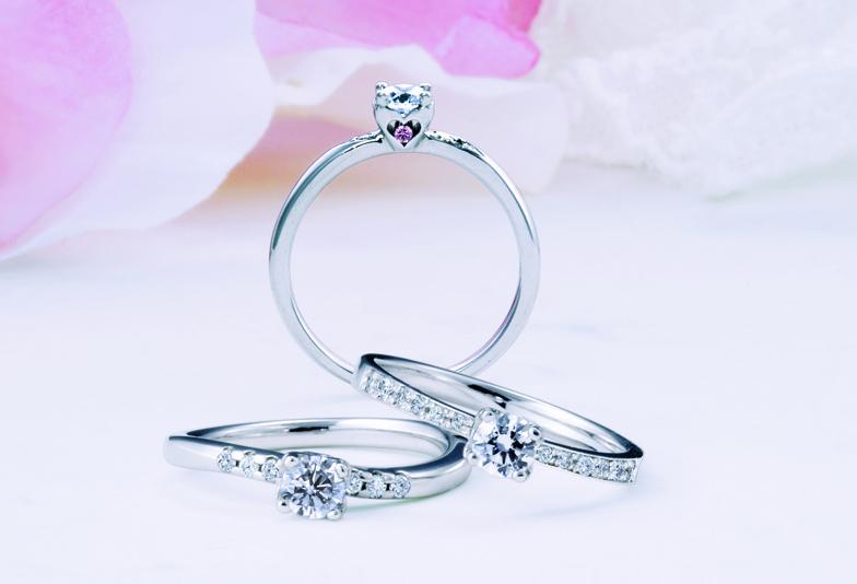 【金沢市】婚約指輪のデザイン