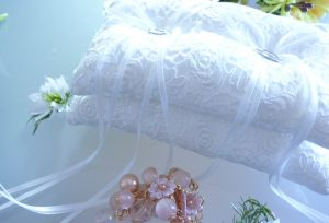 結婚式に欠かせないのは結婚指輪だけじゃない!リングピローも忘れずに【福岡県久留米市】