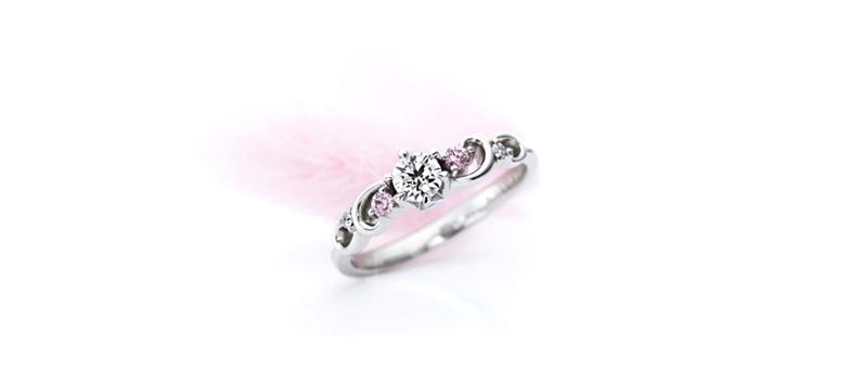 アンコード婚約指輪2