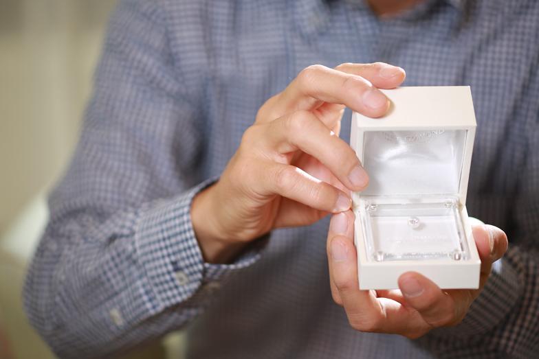 【静岡市】サプライズでプロポーズする為の必需品!婚約指輪&ダイヤモンド
