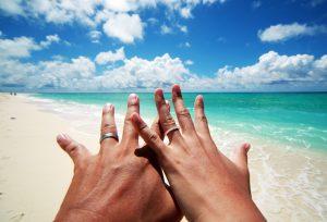 【福井市ベル】かわいいは嫌!男性に人気のかっこいい結婚指輪をご紹介!
