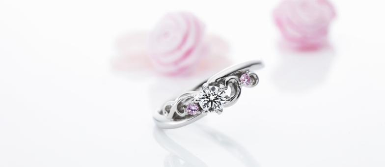 ラディスタンス婚約指輪
