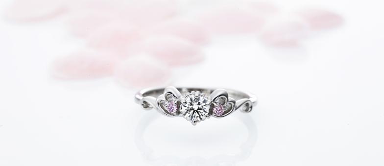 ラトリニーテ婚約指輪