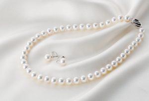 【いわき市】花嫁道具の一つ!真珠ネックレスの選び方