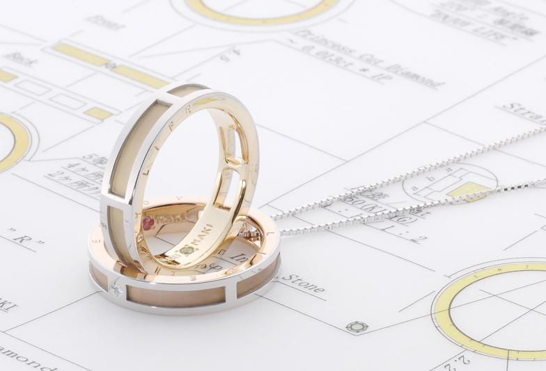 【浜松市】シンプルな結婚指輪でもオーダーメイドリングで叶えるふたりらしさ