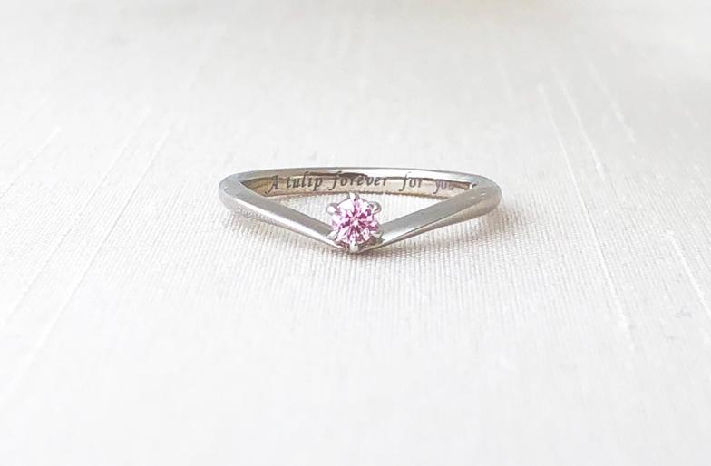 ピンクダイヤのER