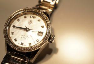 【静岡市】TAGHeuer最高のご褒美時計 タグホイヤー カレラレディース ダイヤモンドベゼル
