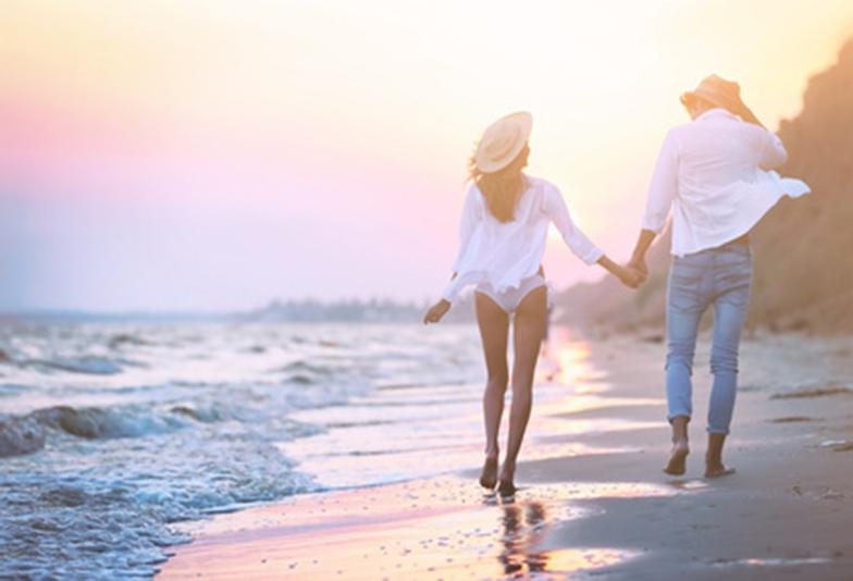 【静岡市】ふたりだけのプライベートビーチ♡わたしたちだけの特別なリング!