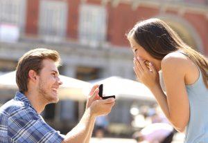 【静岡市】青い物を身に着けた花嫁さんは生涯幸せに♡プレ花嫁様に絶大な人気を誇る結婚指輪♡