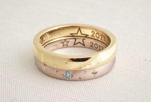 結婚指輪の内側に秘めた想い…【福岡県久留米市】
