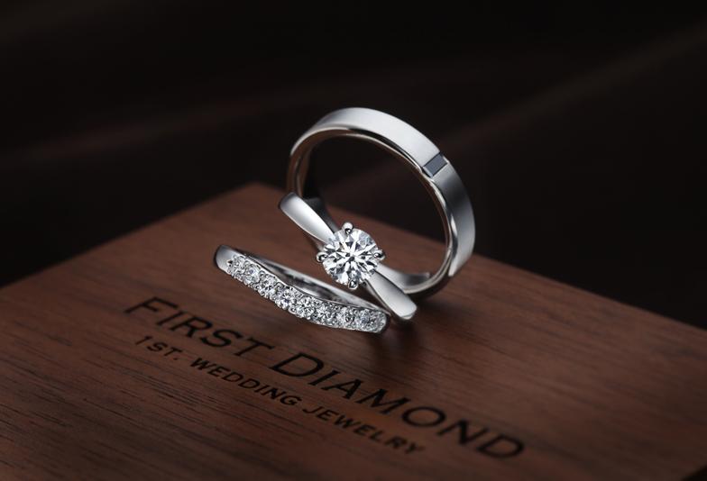 【浜松市】婚約指輪と結婚指輪のセットリングを選ぶならオーダーメイドが良い理由