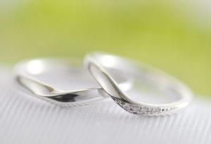 【静岡市】キラキラダイヤの結婚指輪で気分もルンルン♪