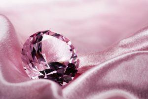 幸せを呼ぶピンクダイヤモンドをブライダルリングに...♡【福岡県久留米市】