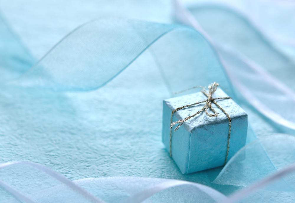 【静岡市】サムシングブルーの想いを結婚指輪に込める♡