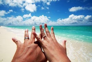 【静岡】ピンクダイヤの可愛い結婚指輪♡