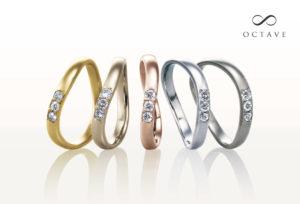【静岡市】縁起の良い♡こだわりの詰まった結婚指輪♪