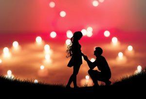 【静岡市】プロポーズするなら指輪ではなく婚約ネックレスをプレゼント♡