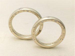 【静岡市】ファミリーリングって何?二人だけの結婚指輪から家族…